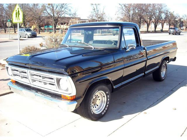 1971 Ford F100 | 943731