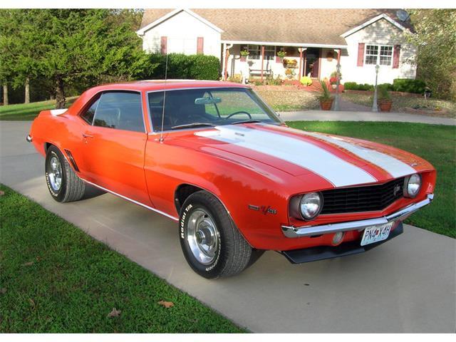 1969 Chevrolet Camaro Z28 | 943737