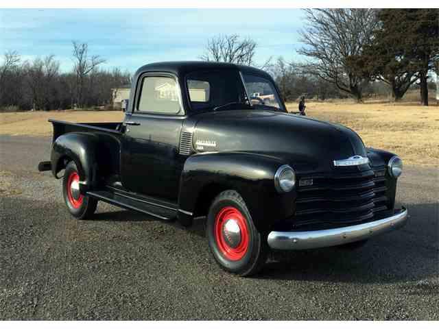 1950 Chevrolet 3100   943739