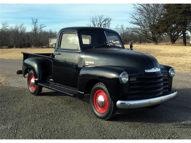 1950 Chevrolet 3100 | 943739