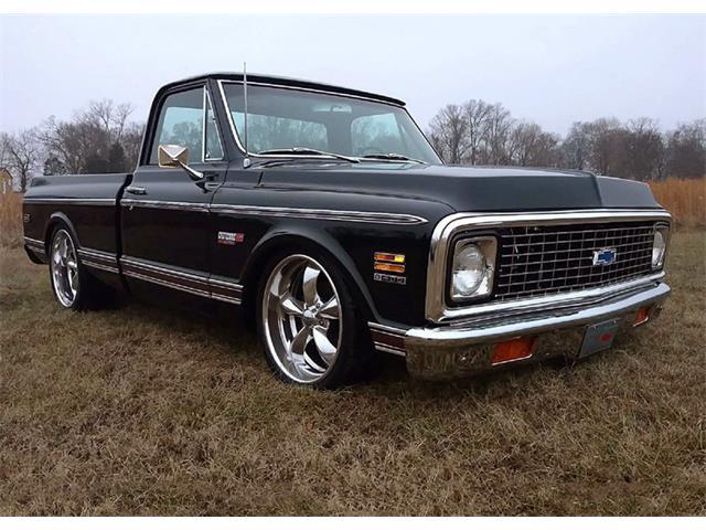 1972 Chevrolet C/K 10 | 943744