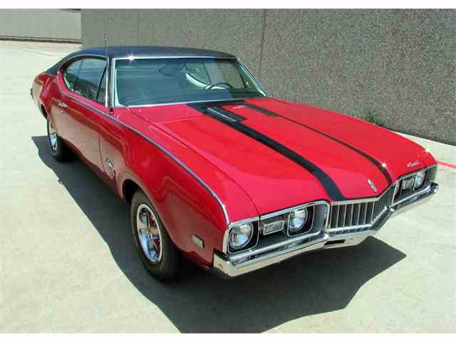 1968 Oldsmobile Cutlass | 943746