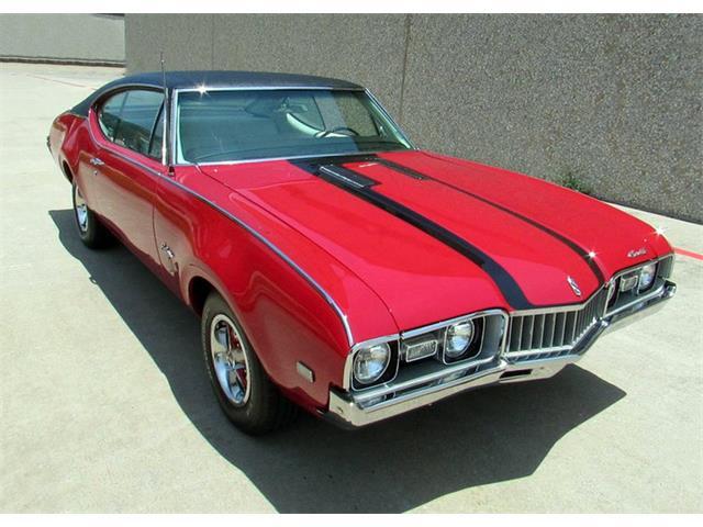 1968 Oldsmobile Cutlass | 943746
