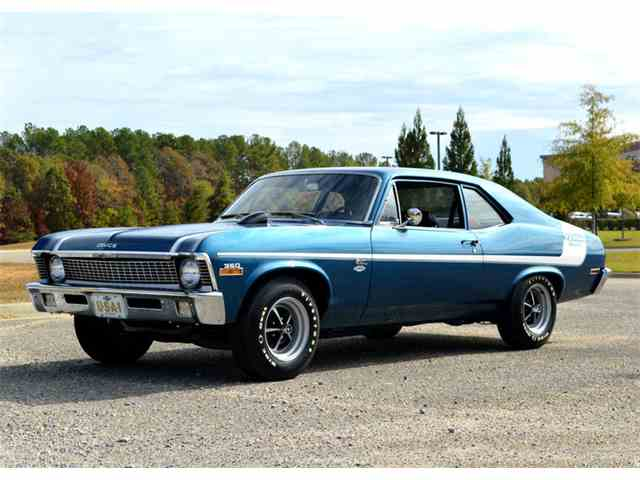 1970 Chevrolet Nova Yenko | 943749