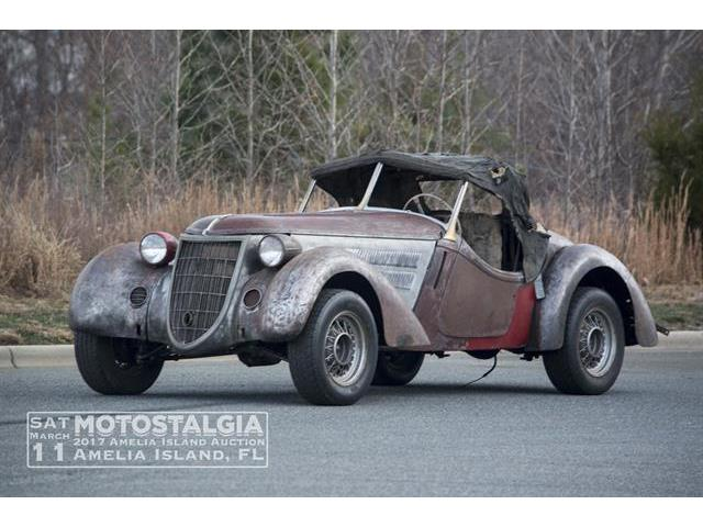 1938 Auto-Union Wanderer | 940375