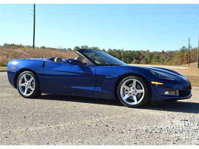 2005 Chevrolet Corvette | 943754