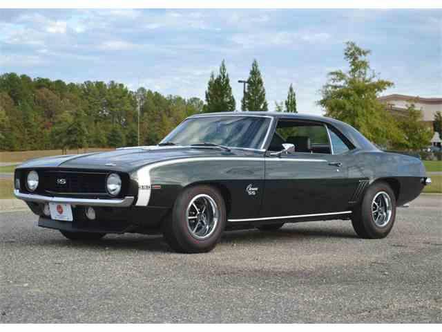 1969 Chevrolet Camaro SS | 943756