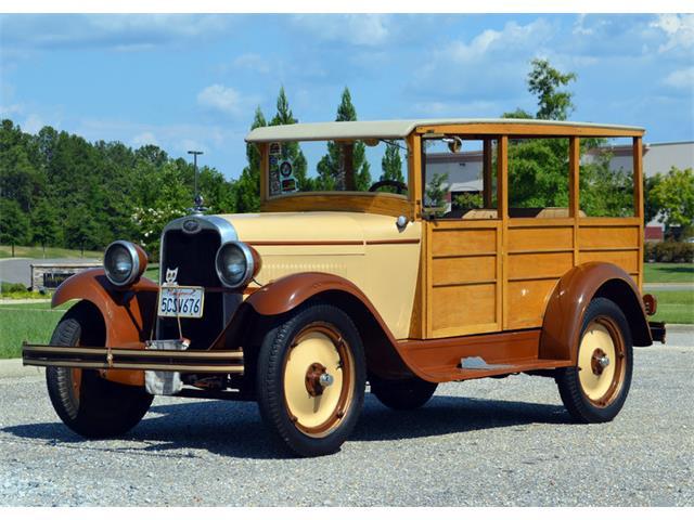 1928 Chevrolet Depot Hack   943757
