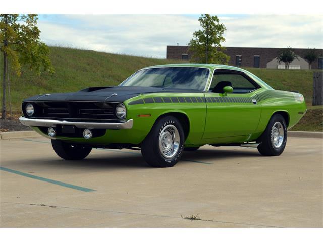 1970 Plymouth AAR Cuda GT | 943760