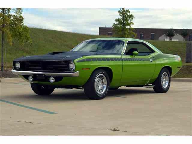 1970 Plymouth Cuda | 943760