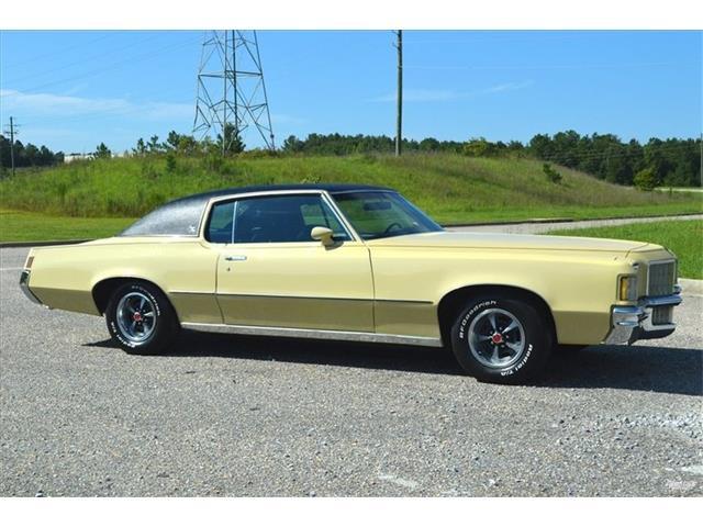 1972 Pontiac Grand Prix | 943761
