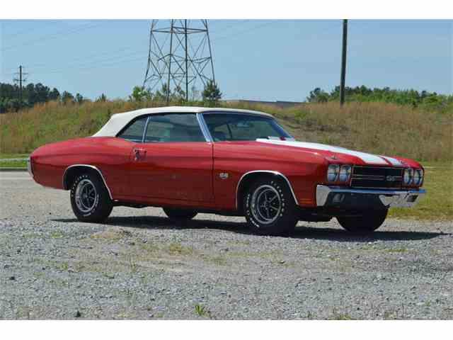 1970 Chevrolet Chevelle SS | 943763