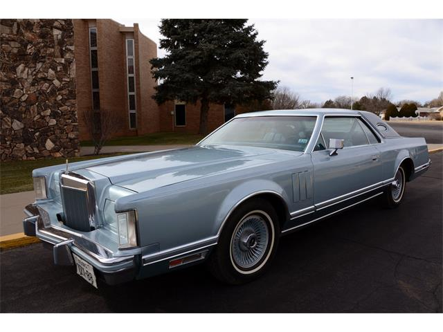 1978 Lincoln Mark V Diamond Jubilee Edition | 943765