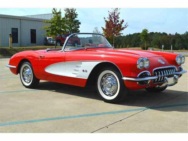 1959 Chevrolet Corvette | 943766