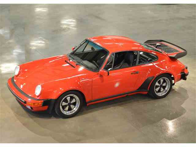 1987 Porsche 911 Turbo | 943770