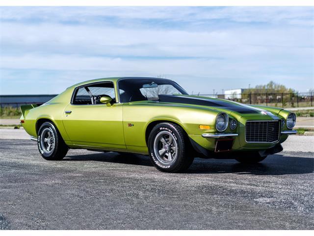 1971 Chevrolet Camaro Z28 | 943771