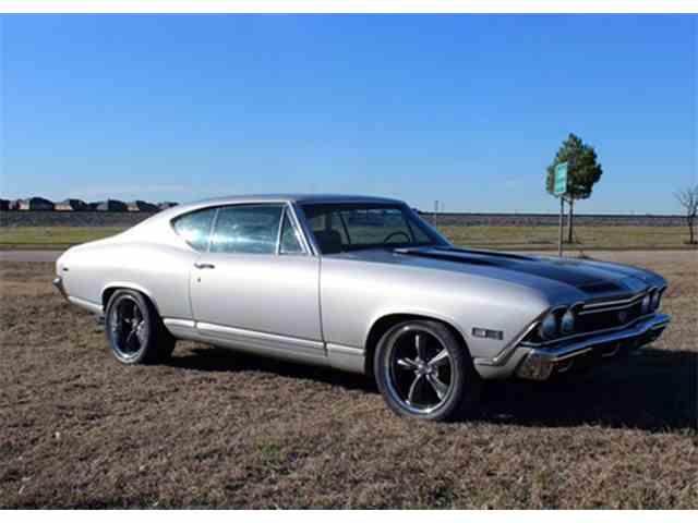 1969 Chevrolet Chevelle SS | 943774