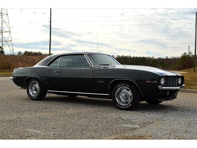 1969 Chevrolet Camaro Z28 | 943777
