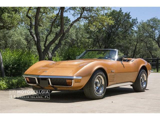 1972 Chevrolet Corvette | 940378