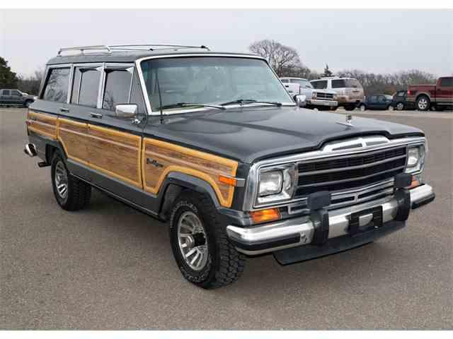 1989 Jeep Wagoneer | 943780