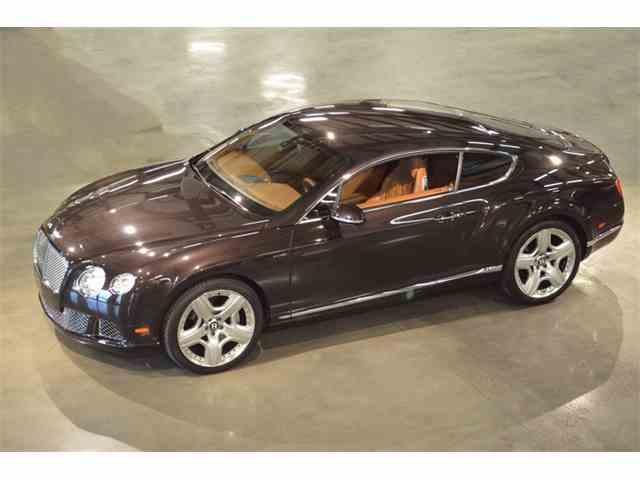 2013 Bentley Continental | 943782