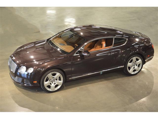 2013 Bentley Continental | 943782