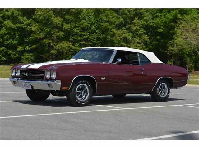 1970 Chevrolet Chevelle SS | 943783