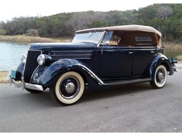 1936 Ford Phaeton | 943784