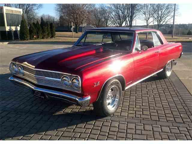 1965 Chevrolet Chevelle Malibu | 943784