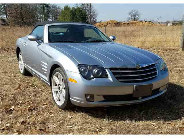 2007 Chrysler Crossfire | 943788