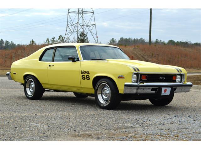 1974 Chevrolet Nova SS | 943789