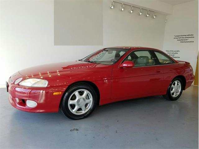 1997 Lexus SC-300 | 943792