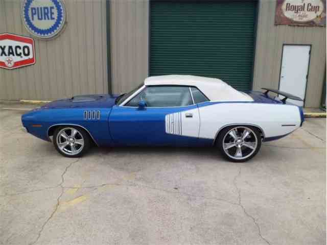 1971 Plymouth Cuda | 943794