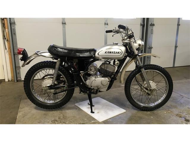 1970 Kawasaki Bushwacker   943796