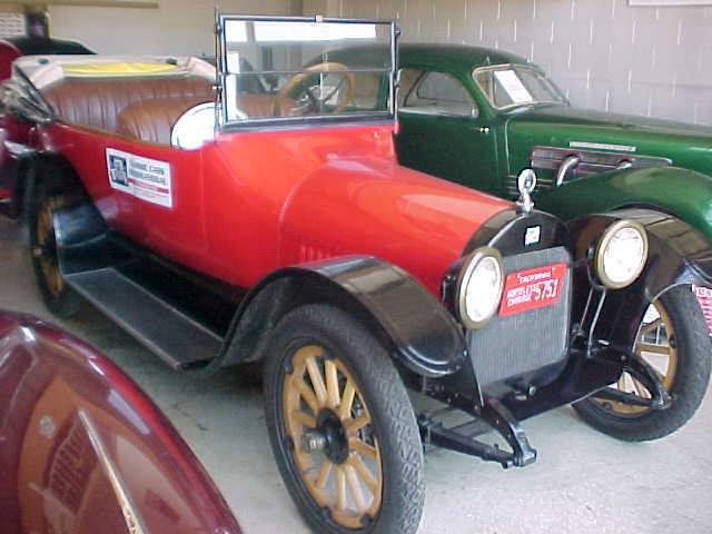1916 Buick Touring | 940038
