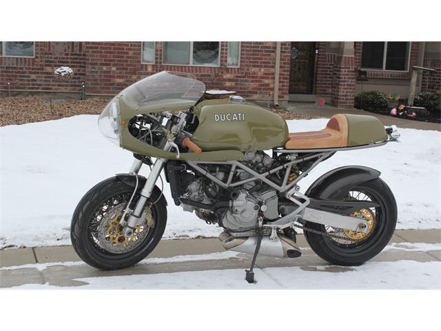 2001 Ducati S4 Avon Rickman | 943803