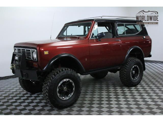 1976 International Scout | 943807