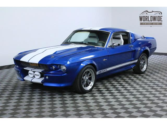1967 Ford Mustang | 943808