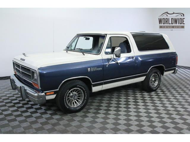 1987 Dodge Ramcharger | 943809