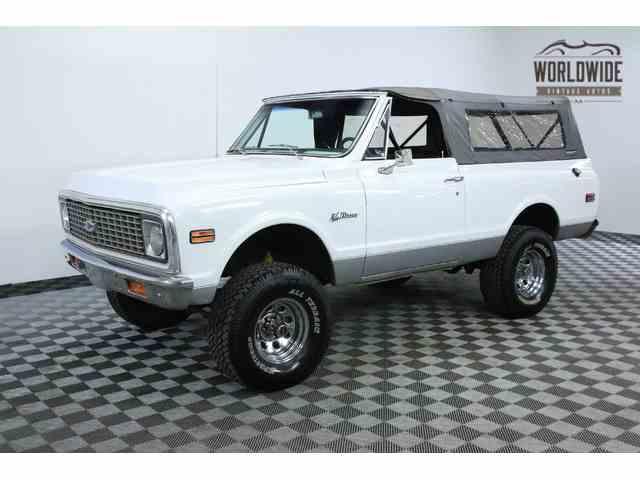 1972 Chevrolet Blazer | 943810