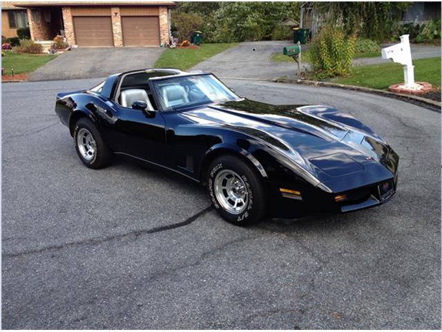 1981 Chevrolet Corvette Stingray | 943812
