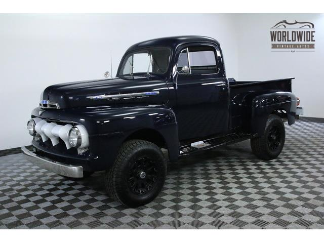 1951 Ford F100 | 943813