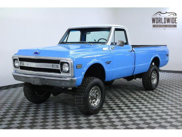 1969 Chevrolet C/K 10 | 943814
