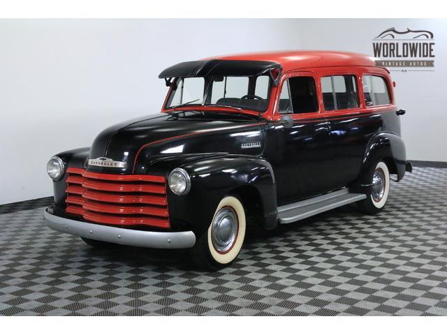 1952 Chevrolet Suburban | 943815