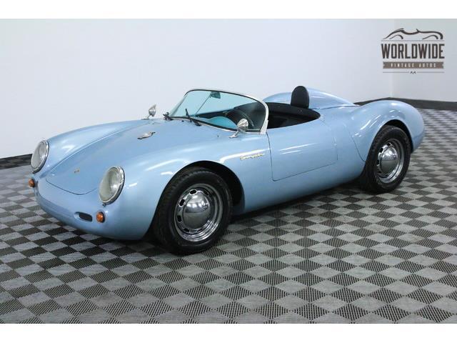 1955 Porsche Spyder | 943817