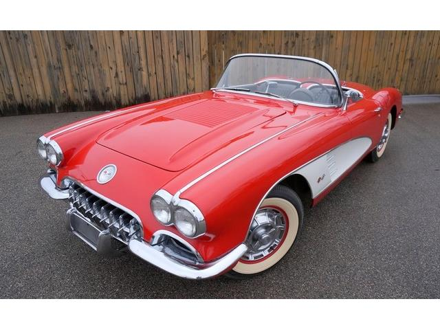 1958 Chevrolet Corvette | 940382