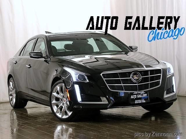 2014 Cadillac CTS | 943831