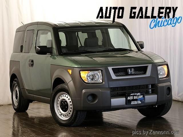 2004 Honda Element | 943834