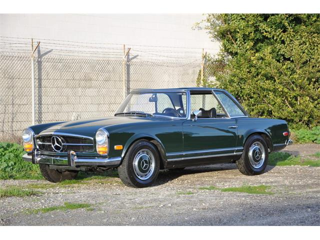 1969 Mercedes-Benz 280SL | 943844