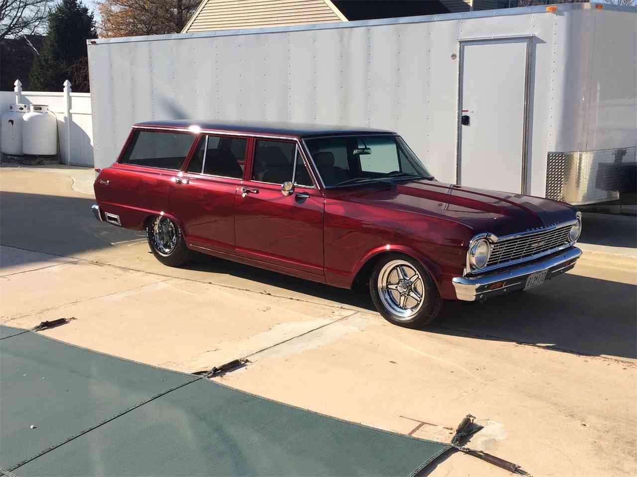 1965 Chevrolet Chevy II Nova for Sale   ClassicCars.com   CC-943848